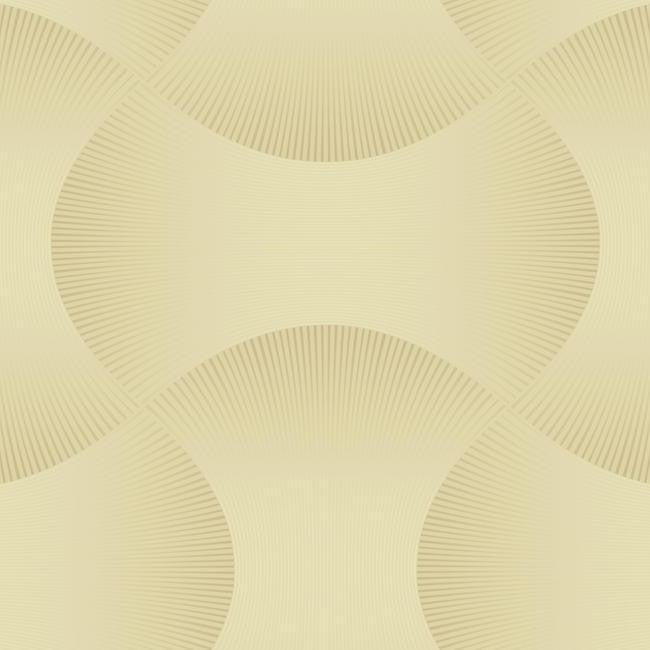 Sample Freestyle Wallpaper in Ivory design by Candice Olson for York Wallcoverings
