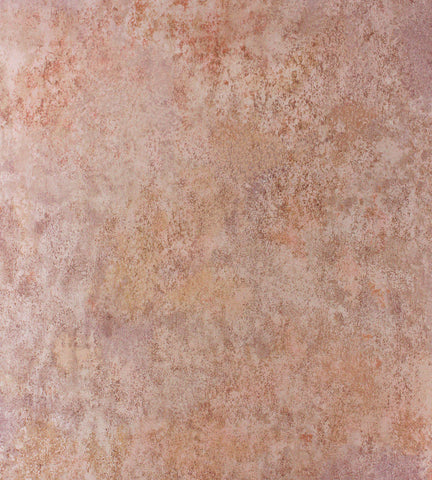 Fresco Wallpaper in Copper from the Enchanted Gardens Collection by Osborne & Little