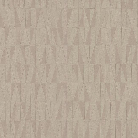 Frost Wallpaper in Beige and Brown from the Terrain Collection by Candice Olson for York Wallcoverings