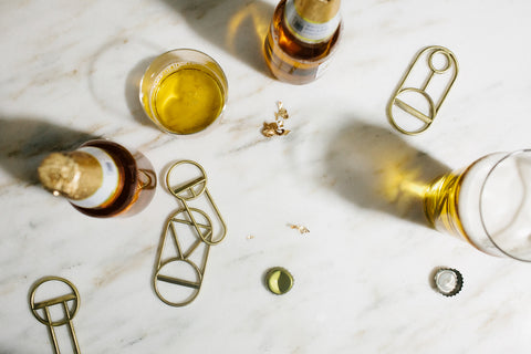 Crest Bottle Openers by FS Objects
