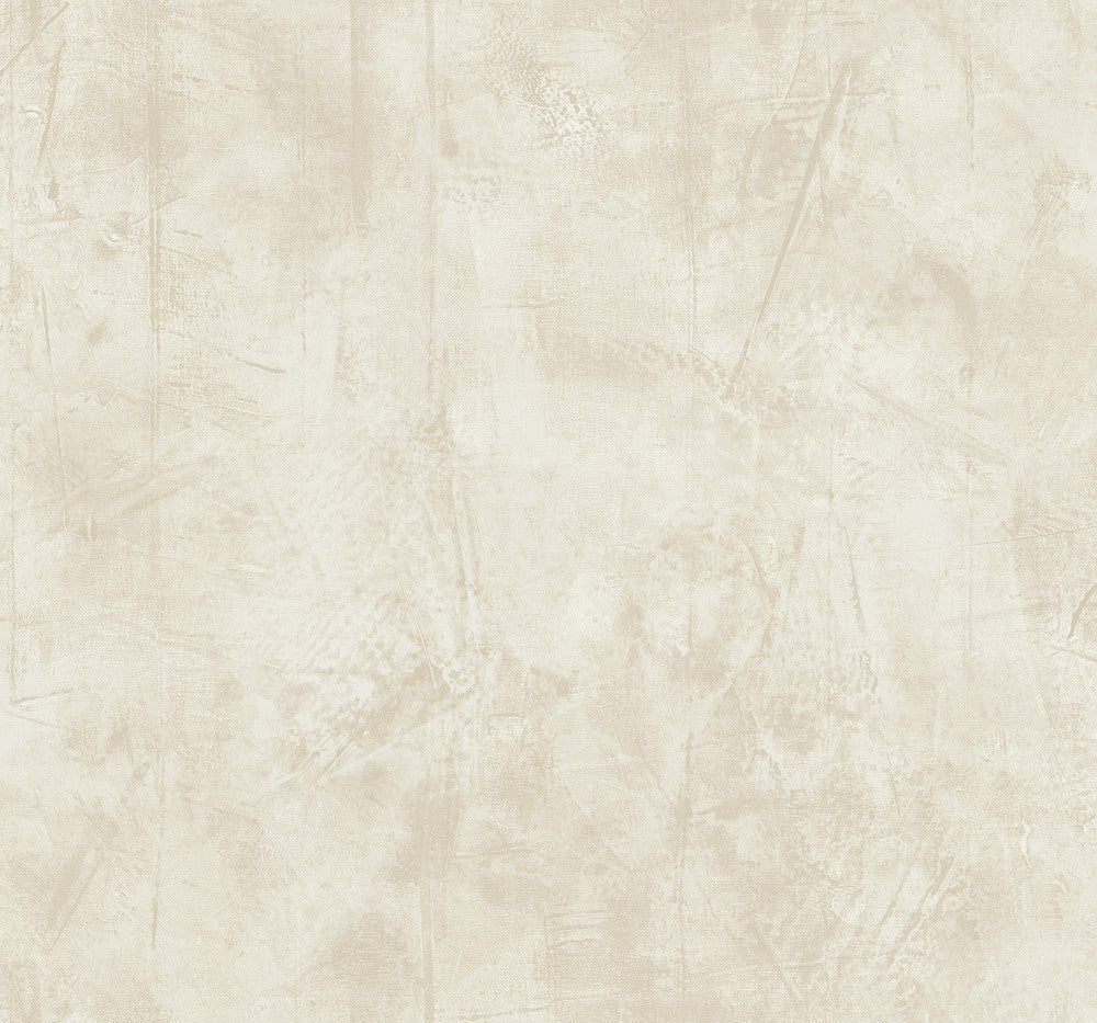 Sample Fulton Texture Wallpaper in Soft Neutrals from the Metalworks Collection by Seabrook Wallcoverings