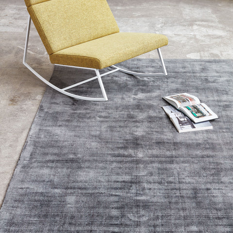 Fumo Rug in Carbon by Gus Modern by Gus Modern
