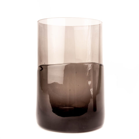 Longwood Glass Vase in Various Sizes design by Canvas