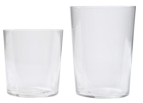 Spanish Wine or Beer Glasses by Canvas