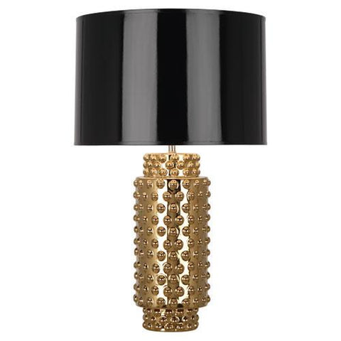 Dolly Table Lamp design by Robert Abbey