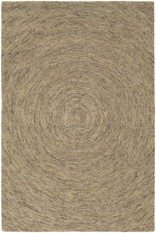 Galaxy Collection Hand-Tufted Area Rug in Beige & Taupe design by Chandra rugs