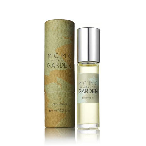Garden 10ml Perfume Oil design by MCMC Fragrances