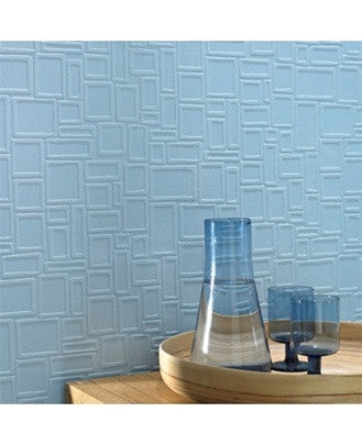 SQUARES Effect Wallpaper Print design by Graham and Brown