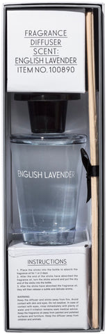 Fragrance Diffuser - English Lavender design by Puebco