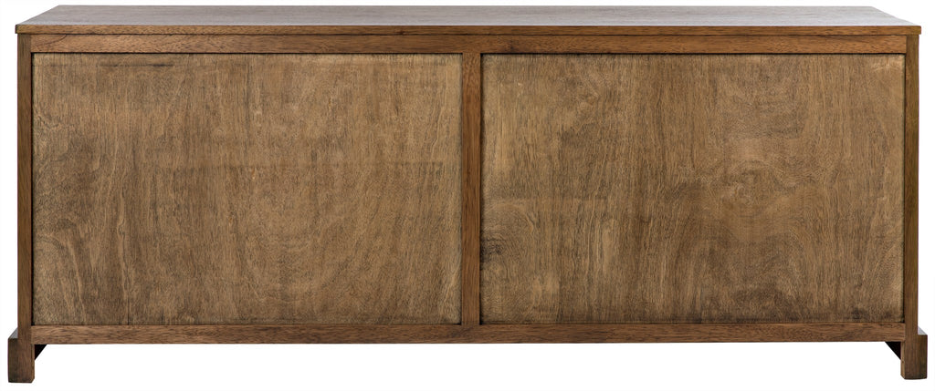 Genti 4 Door Sideboard