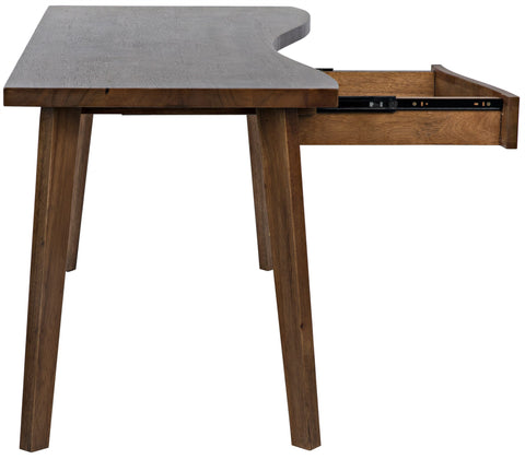 Adonis Desk in Various Colors by Noir