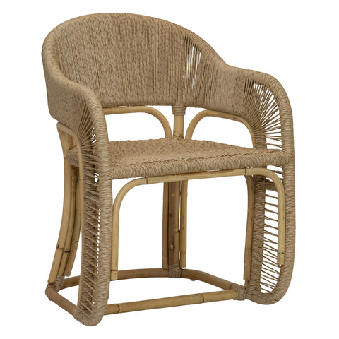 Glen Ellen Indoor/Outdoor Arm Chair by Selamat