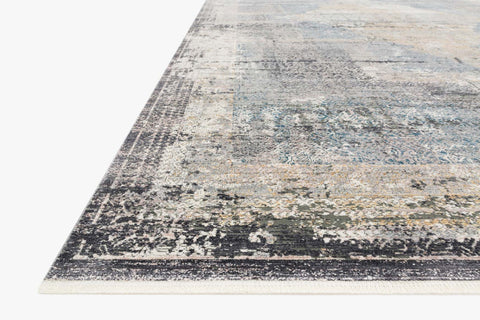 Gemma Rug in Charcoal by Loloi