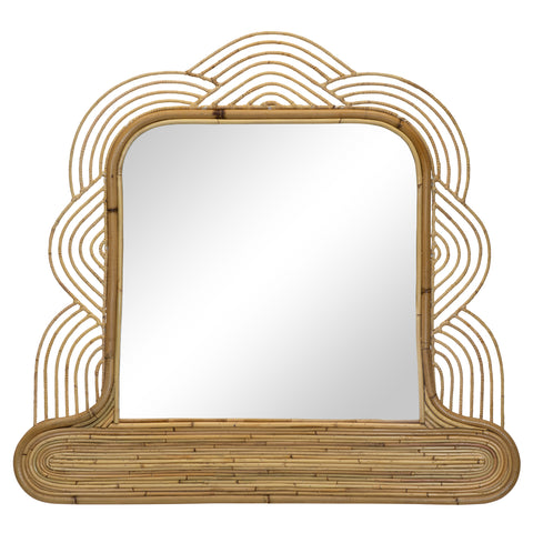 Glen Ellen Mantle Mirror by Selamat