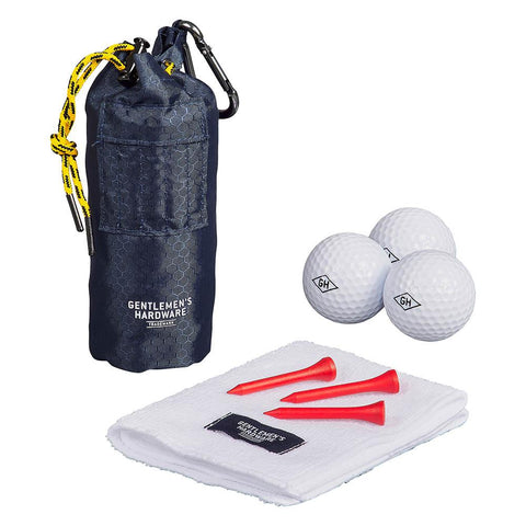 Gentlemen's Hardware Golfer's Accessories Set