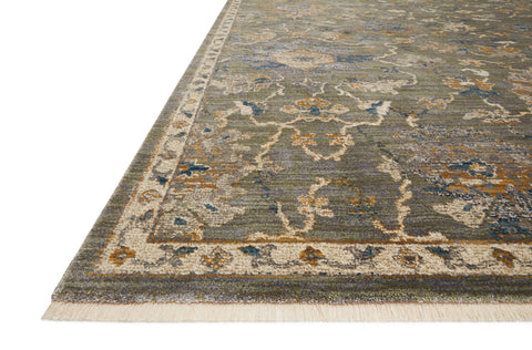 Giada Rug in Sage / Gold by Loloi