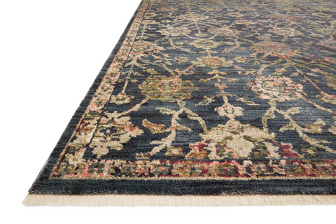 Giada Rug in Navy / Multi by Loloi