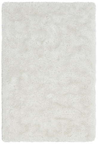 Giulia Collection Hand-Woven Area Rug in Ivory design by Chandra rugs