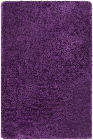 Giulia Collection Hand-Woven Area Rug in Purple