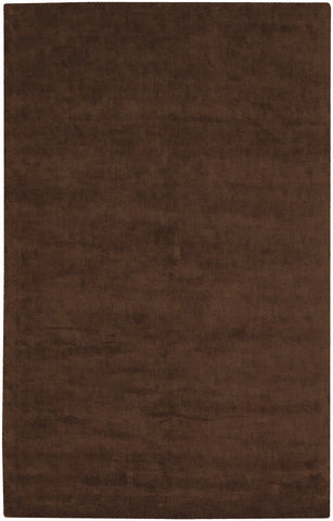 Gloria Collection Hand-Woven Area Rug in Brown design by Chandra rugs