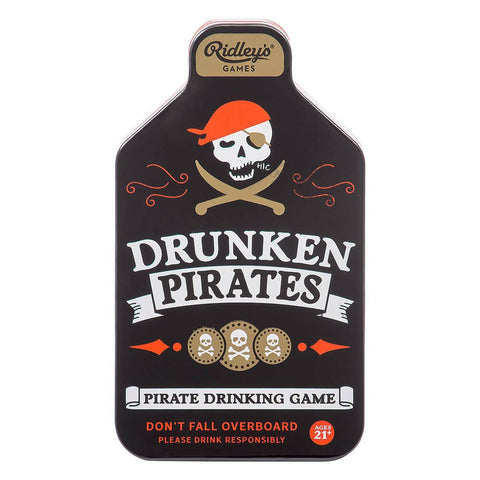 Ridley's Games Drunken Pirate Drinking Game