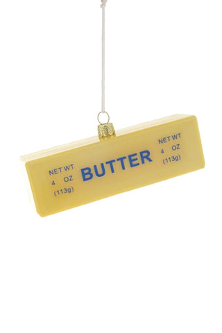 Stick of Butter Large Holiday Ornament