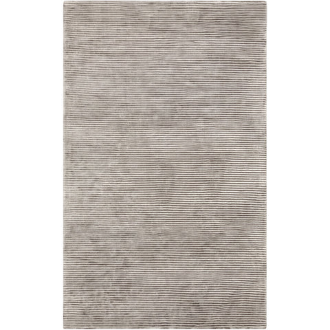 Graphite GPH-53 Hand Loomed Rug in Medium Gray by Surya