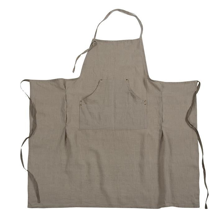 Grand Apron in Natural