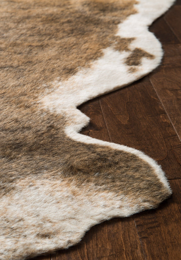Grand Canyon Rug in Camel & Beige by Loloi II