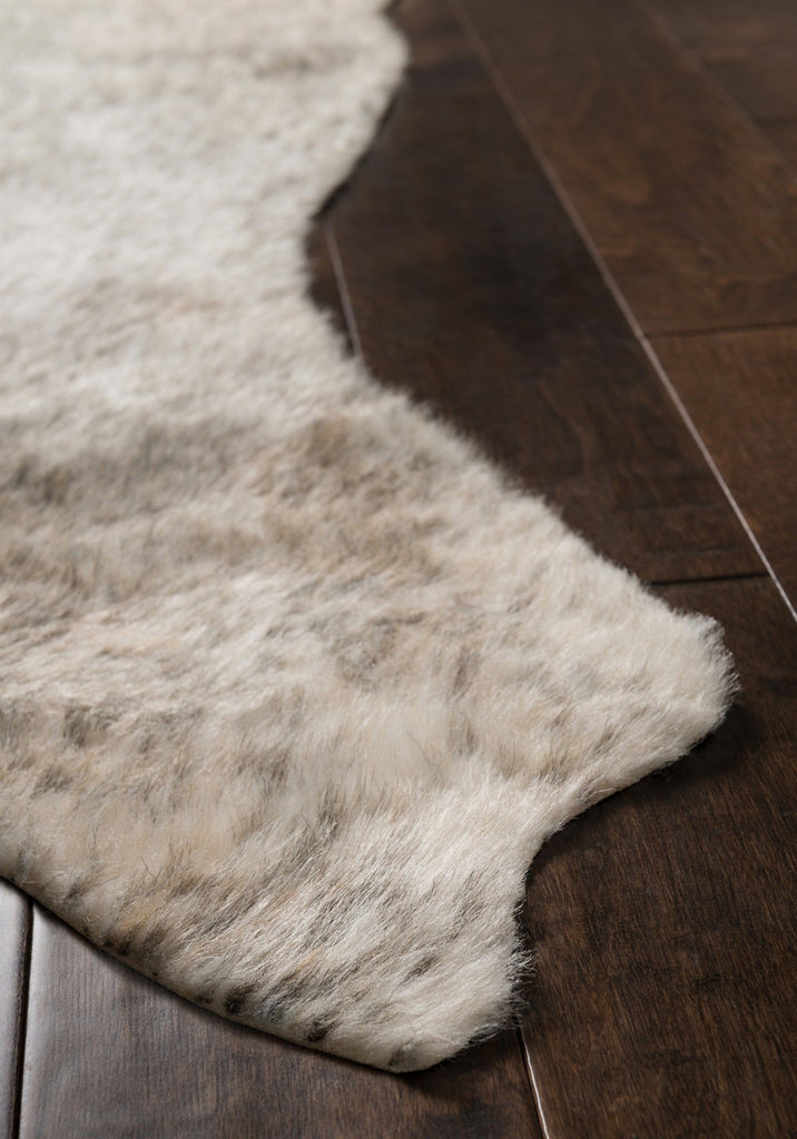 Grand Canyon Rug in Grey & Ivory by Loloi II