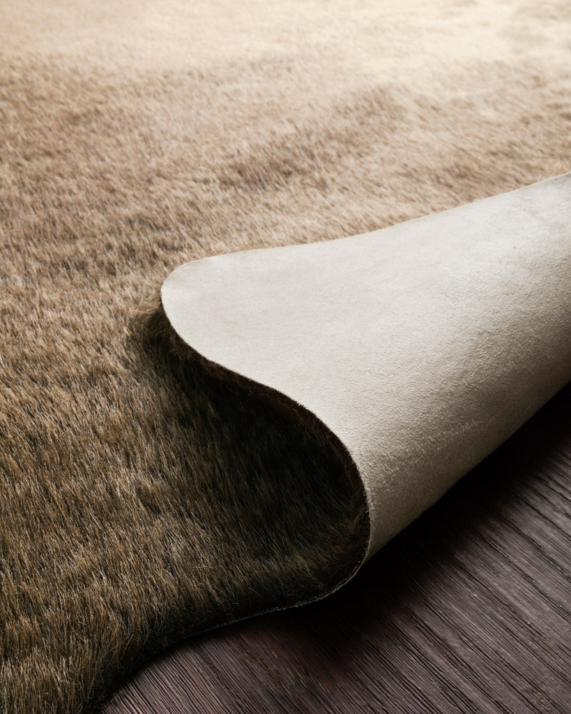 Grand Canyon Rug in Beige & Ash by Loloi II