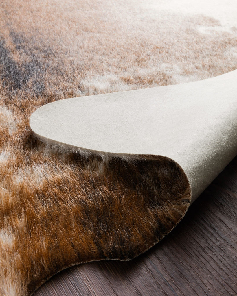 Grand Canyon Rug in Coffee & Ivory by Loloi II