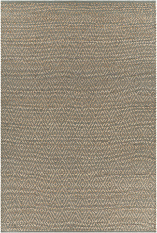 Grecco Collection Hand-Woven Area Rug in Grey & Tan design by Chandra rugs