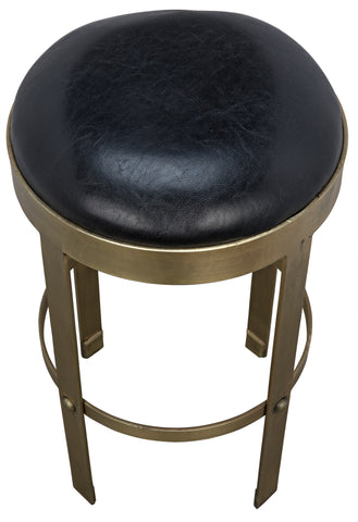 Prince Stool in Various Sizes by Noir