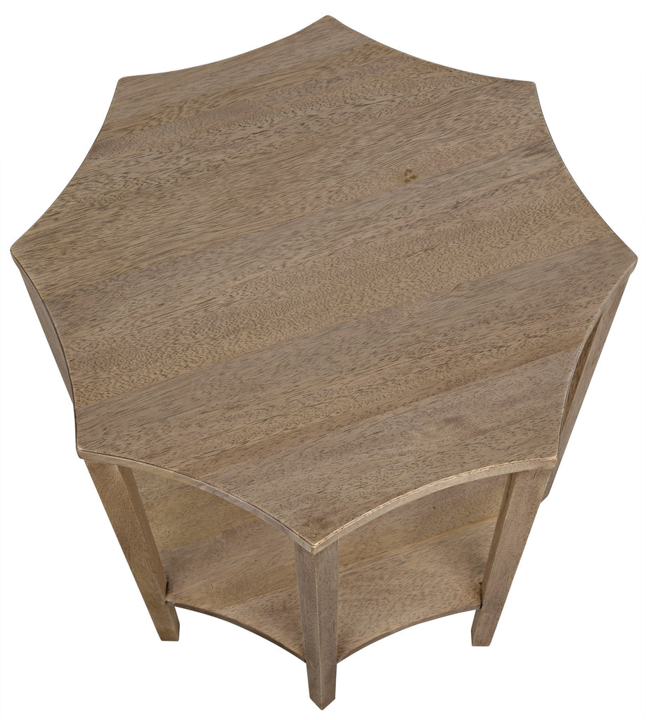 Ariana Side Table in Various Colors by Noir