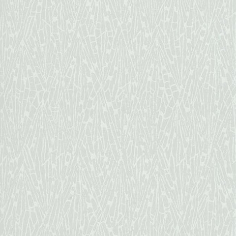 Gala Wallpaper in Grey and Ivory from the Terrain Collection by Candice Olson for York Wallcoverings