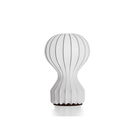 Gatto Piccolo Cocoon resin White Table Lighting