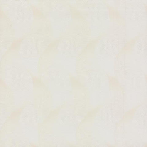 Genie Wallpaper in Cream and White from the Urban Oasis Collection by York Wallcoverings