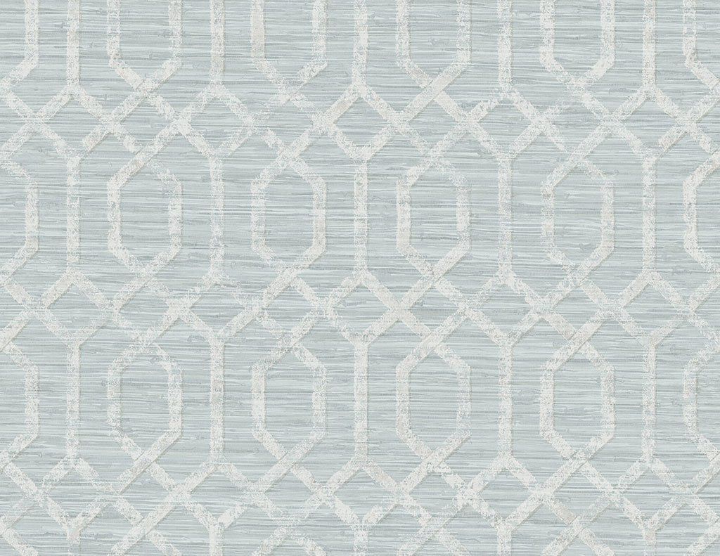 Sample Giant's Causeway Wallpaper in Atlantic from the Sanctuary Collection by Mayflower Wallpaper