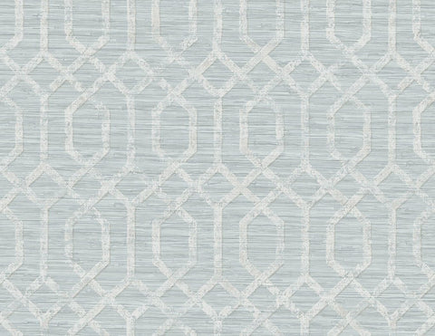 Giant's Causeway Wallpaper in Atlantic from the Sanctuary Collection by Mayflower Wallpaper