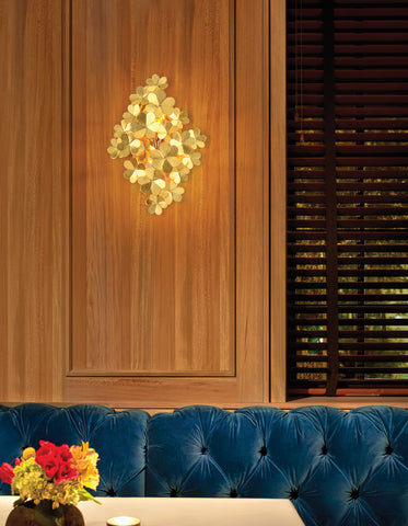 Gigi Wall Sconce by Corbett Lighting