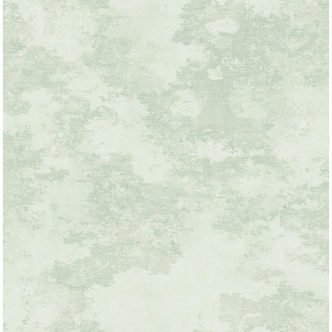 Glisten Texture Wallpaper in Soft Aqua by Seabrook Wallcoverings