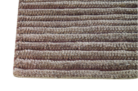 Goa Collection New Zealand Wool Area Rug in Beige design by Mat the Basics