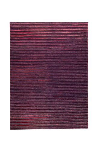 Goa Collection New Zealand Wool Area Rug in Brown design by Mat the Basics