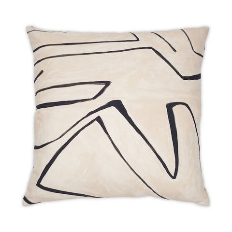 Graffiti Pillow design by Moss Studio