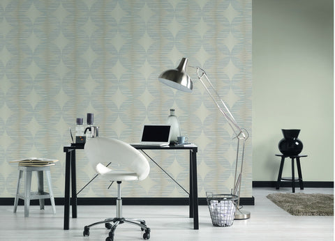 Graphic Shapes Wallpaper design by BD Wall
