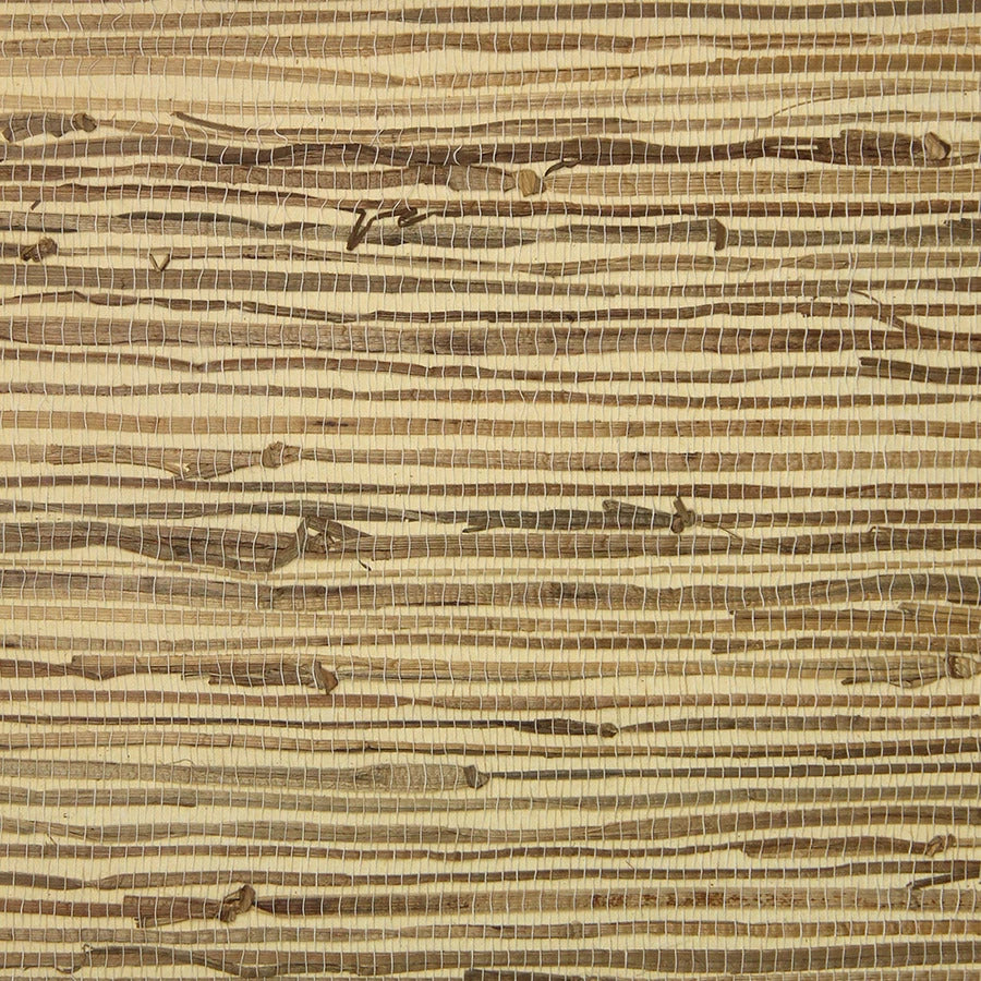 Grass Cloth ER137 Wallpaper from the Essential Roots Collection by Burke Decor