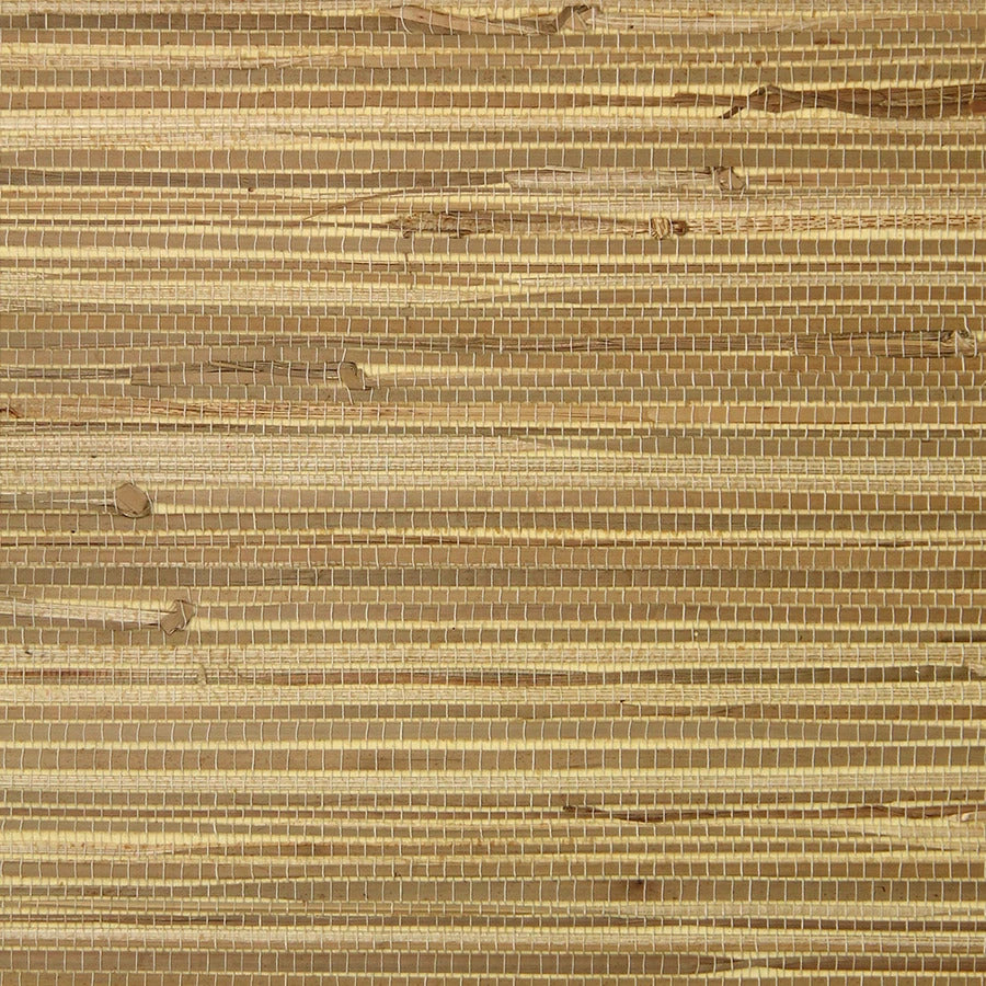 Grass Cloth ER138 Wallpaper from the Essential Roots Collection by Burke Decor