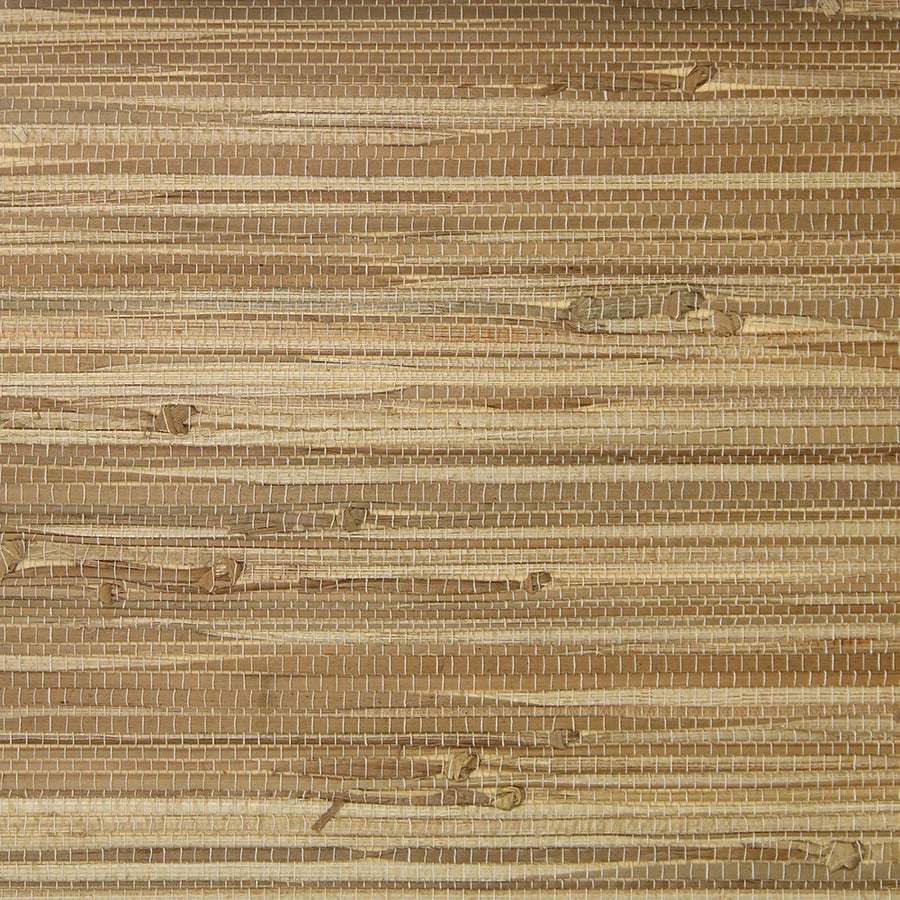 Grass Cloth ER140 Wallpaper from the Essential Roots Collection by Burke Decor