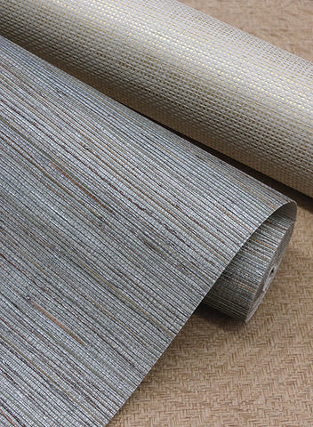 Grasscloth II Collection by York Wallcoverings